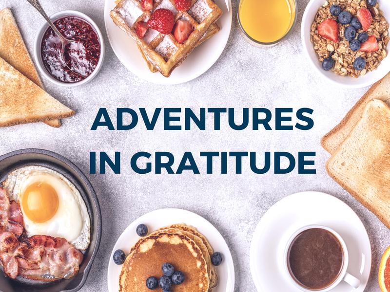 People - Adventures in Gratitude