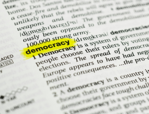 Government Control: When Democracy is On Trial
