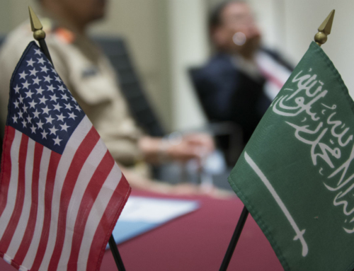 US & Saudis Joined At The Hip – Part 2